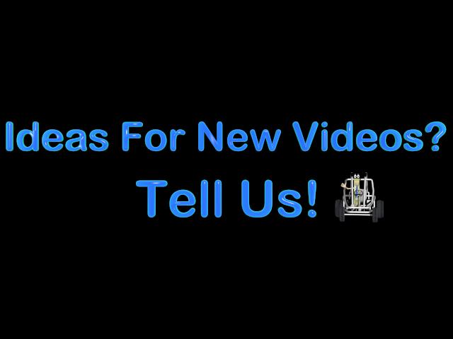 New Math Video Ideas