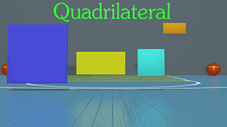 Quadrilateral 2nd Grade