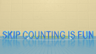 Skip Counting video
