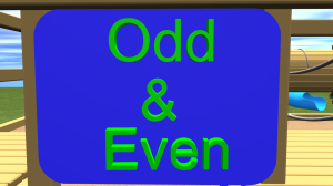 Odd and Even Video