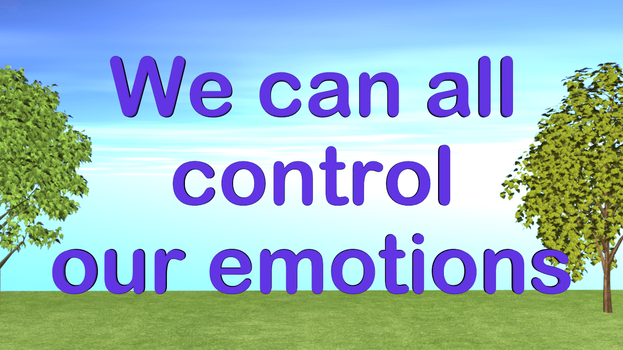 Controlling Emotions