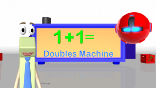 Doubles Addition 1st Grade