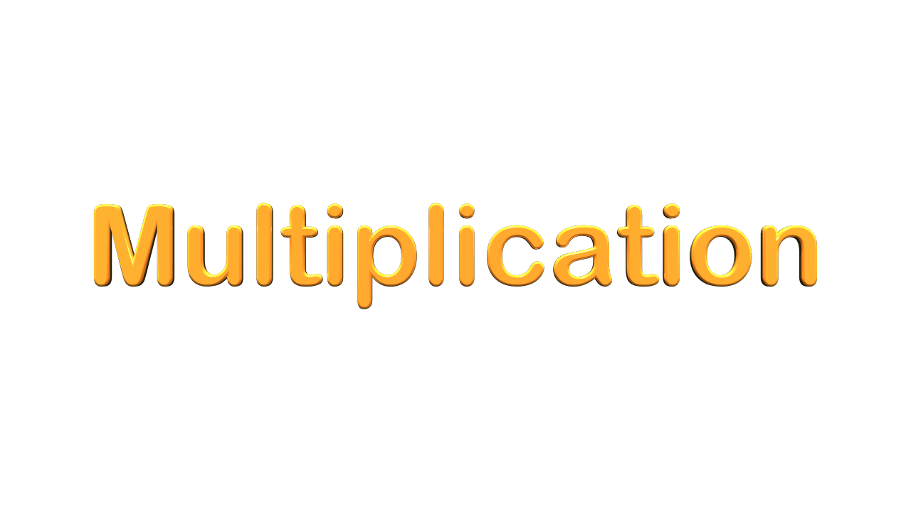 Multiplication Video for Kids